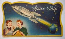 Space Ship  needle case book