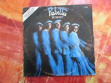 33t Rubettes - We can do it (LP) vinyle ex/vg+
