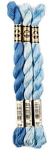 DMC #5 Pearl Cotton - 4 Skeins - U Choose Colors