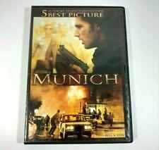Munich Dvd 2006 Full Screen Spielberg Eric Bana Daniel Craig Geoffrey Rush