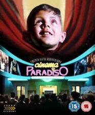 Cinema Paradiso Theatrical and Directors Cut & Anniversary Edition Reg B Blu-ray