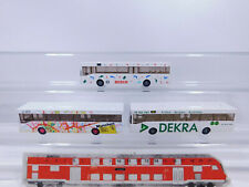 CP269-0, 5 #3x wiking H0 / 1:87 Bus/Omnibus Mercedes / MB O 405, Very Good