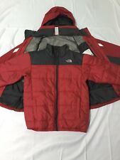 The North Face 3-in-1 Triclimate Kids size L (14/16) Red Jacket New
