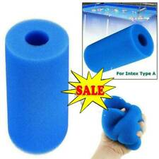 Reusable Swimming Pool Filter Washable Foam Sponge Cartridge For Intex Type A.