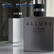 Chanel Allure Homme Sport 3.4 fl.oz /100 ml France NEW with BOX MEN Original