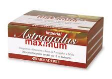 Imperial Astragalus Maximum - Farmaderbe - 20 Flaconcini