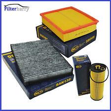Inspektionspaket Filtersatz Filterset Audi A6 4B 2,5 V6 TDI 110-132KW