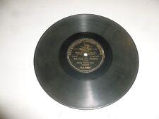 """Mixed CHURCH CHOIR-Vive la puissance-GRAMOPHONE CONCERT 78 Vinyl 10"""" SINGLE"""