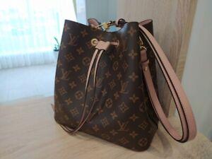 Louis Vuitton Neo Noe Monogram Bag - Rose Poudre
