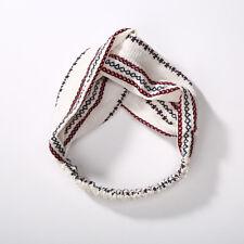 2019 Fashion Women Lady Turban Twist Knot Head Wrap Headband Twisted Hair Band