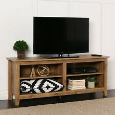 Barn Wood Entertainment Center Versatile Design
