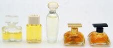 Sammlung 5 Parfumminaturen Estee Lauder Flakon Miniaturen White Linen Spellbound