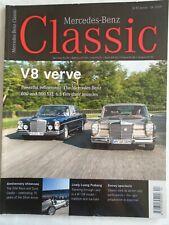 Mercedes Benz Classic mag 2009 No 4 600, 300SEL 6.3, W108