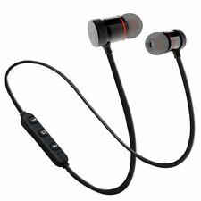 Wireless Bluetooth Sport Gym Headphone Stereo Earphone Headset Bass Earbuds &Mic
