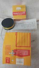 KODAK Kodachrome 25 8mm Film Roll - New