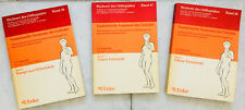 Funktionelle Anatomie der Gelenke Band 1 bis 3 Bücherei des Orthopäden Kapandji