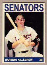 Harmon Killebrew '54 Washington Senators rookie Monarch Corona Private Stock #10