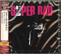 JAMES BROWN-SUPER BAD-JAPAN CD Ltd/Ed B63