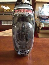 Star Wars: Titanium Series Die-Cast Vehicle: General Grievous Starfighter