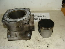 2000 00 01? POLARIS XC 700 CYLINDER PISTON RINGS ENGINE JUG BARREL 02 99 sp? xp?