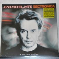 Jean-Michel Jarre - Electronica 1 (The Time Machine) / Doppel-LP inkl. MP3