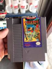 CHIP & DALE RESCUE RANGERS - Nintendo Entertainment System NES - Loose