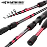 KastKing Brutus Portable Telescopic Fishing Rod Spinning Rod / Casting Rod