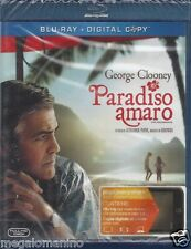 Blu-ray **PARADISO AMARO** con George Clooney nuovo sigillato 2012