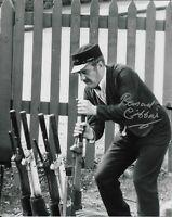 Photo - Bernard Cribbins in person signed autograph - The Railway Children