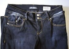 LTB Dark Blue 'Molly 5065 Jeans' Super Slim - Low Rise - Size W31 L30