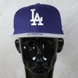 Junior New Era MLB LA Dodgers Snapback Cap Navy/Grey (SJH) RRP £17.99