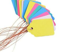 Plastic Plants Hanging Tag Label Reusable PVC Garden Tools Seedling Flower Tags