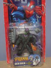 Spider-man Green Goblin with Missile Launching Glider (Toy Biz 2003) NOC