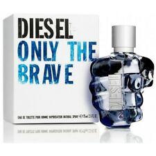 DIESEL ONLY THE BRAVE EDT 75ml NEW RETAIL SEALED BOX THE PERFECT GIFT RRP £50