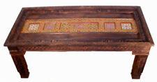 Tische im Kolonialstil aus Holz, Tischteile & -zubehör