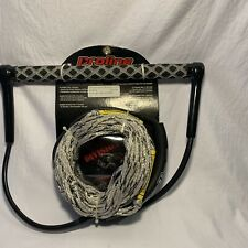 Proline Wakeboarding Rope Answer Package NWT 75 Feet 5-Section Professional Gray