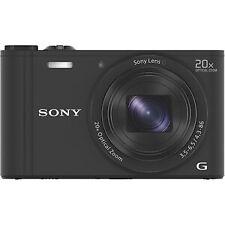 Sony Cyber-shot Dsc-wx350 negro poco usado