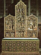 Cumberland Carlisle Cathedral alter piece for Triptych   un posted  Judges