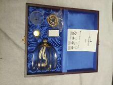 Alexandria Lamp fragrance diffuser crystal art for the senses blossom in box