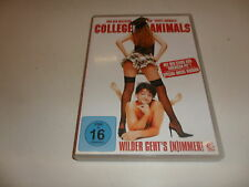 DVD  College Animals (Special Uncut Version)