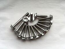 Honda CBR600F Titanium Oil Sump Bolts CBR 600F 600 F CBR600 F3 F2