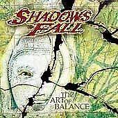 Shadows Fall - The Art Of Balance 2 Disc CD Album