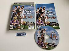 Les Sims Histoires De Vie - Mac - FR - Avec Notice