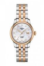 Tissot Le Locle Automatic Lady Mother Of Pearl Dial Watch T006.207.22.116.00