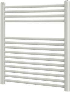 Blyss Flat Towel Radiator White 700 x 600mm