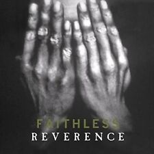 Faithless - Reverence MOV 2015 Numbered 180 Gram Audiophile Gold Vinyl LP