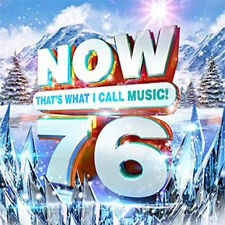NOW 76: THAT'S WHAT I CALL MUSIC CD - VARIOUS ARTISTS (2020) - NEW UNOPENED