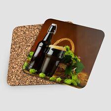 Bière brune blé 1-Sous verre bock coaster HD cuisine café pub bar restaurant