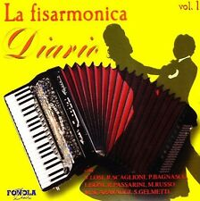 Various Artists - Fisarmonica Diario 1 / Various [New CD]