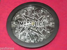 Montre - Horloge murale METALLICA / Wall clock / No cd lp dvd vinyle
